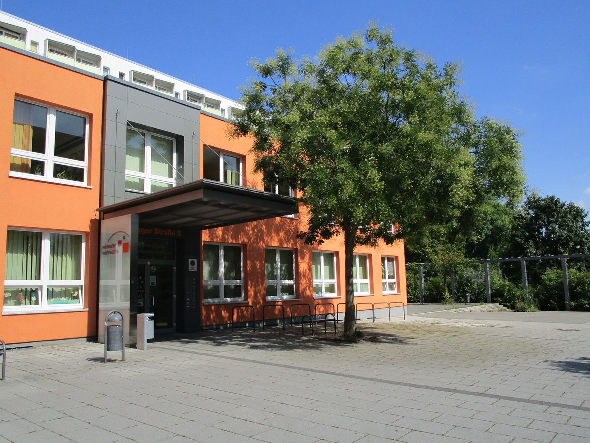 Foto: Archiv Quartiersmanagement - Bürgerzentrum saniert
